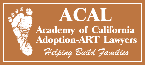 Academy of California Adoption-ART Lawyers Logo